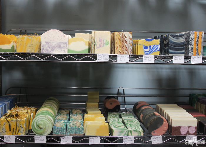 How To Store Handmade Bath Products Soap Queen