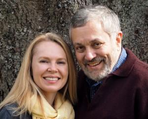 Dr. Richard Faiola + Daughter Anne-Marie