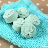 Aloe Bubble Bath Bombs