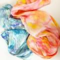 LabColor Tie-Dye Silk