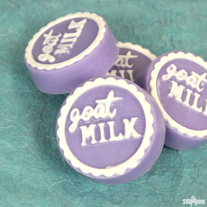 Lavender Goat Milk Melt and Pour Bars Kit