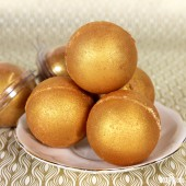 Golden Bath Bombs