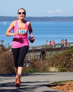 Half Marathon Finisher - Bellingham Bay