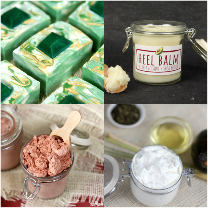 Avocado butter projects