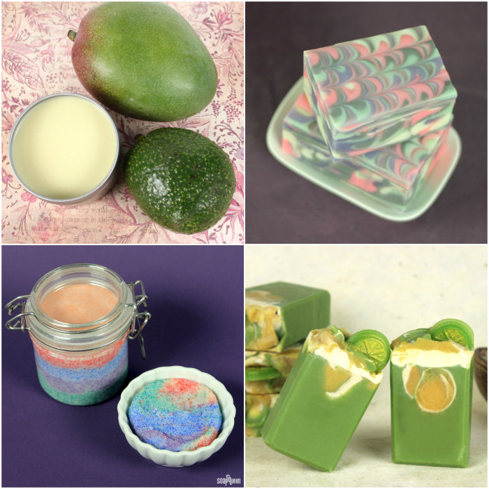 Mango butter projects