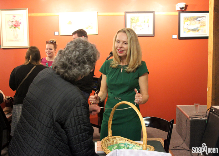 Anne Marie recently visited Village Books in Bellingham, WA to sign Pure Soapmaking books. Click here to read more about the event.