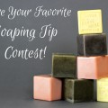 Favorite Soaping Tip Contest