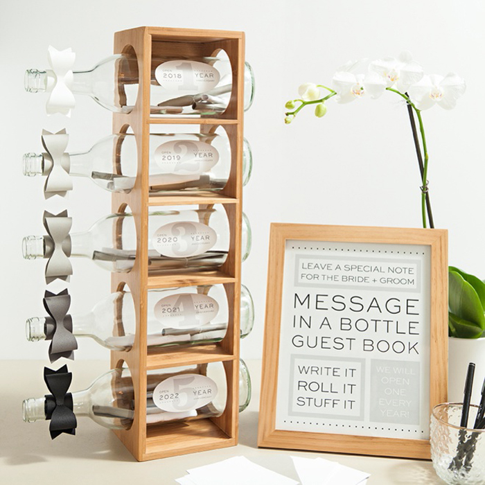 Incorporating DIY elements into your wedding saves money and gives a personal touch. Learn how to create DIY table numbers, wedding guest books and more.