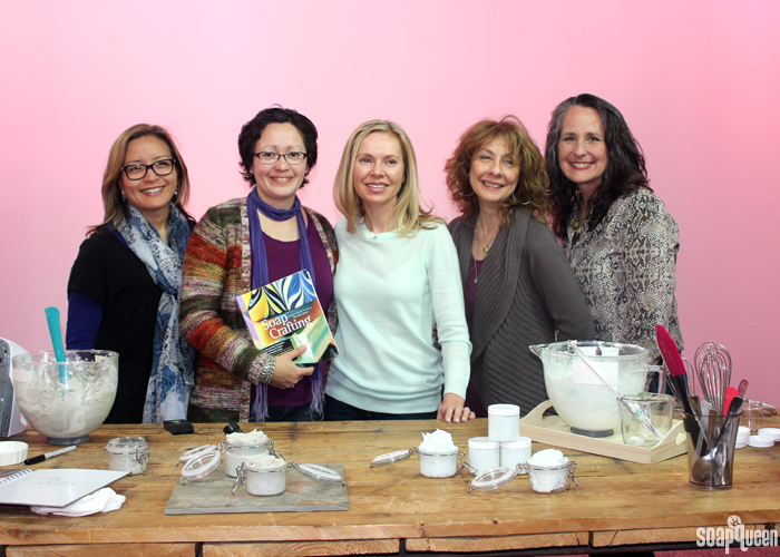 Recently, Anne-Marie taught a class on Creative Live. Click to learn more about the class and see behind the scenes!