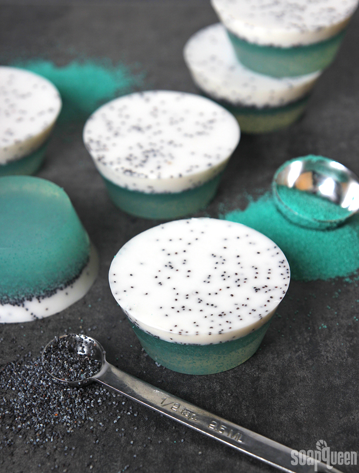 Pumice & Poppy Seed Melt & Pour Soap