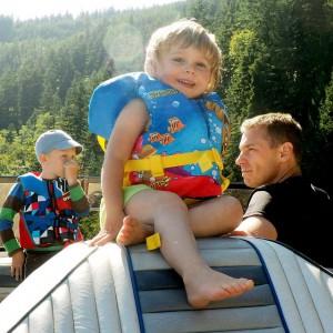 Lake Samish Fun