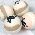 Pumpkin Spice Latte Bath Bombs