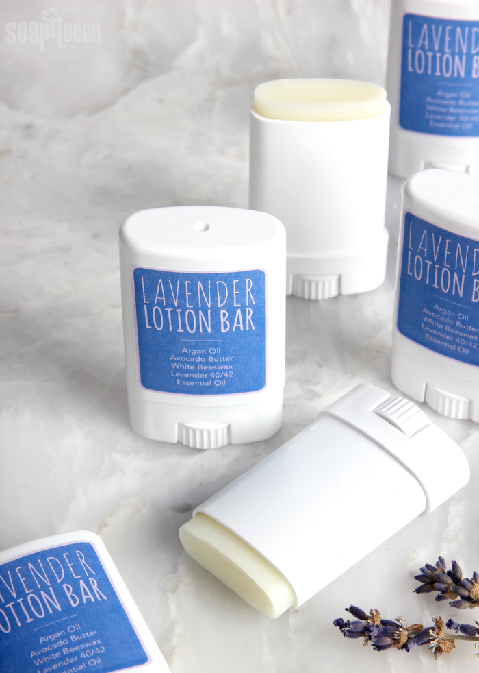 Lavender Lotion Bar Tutorial