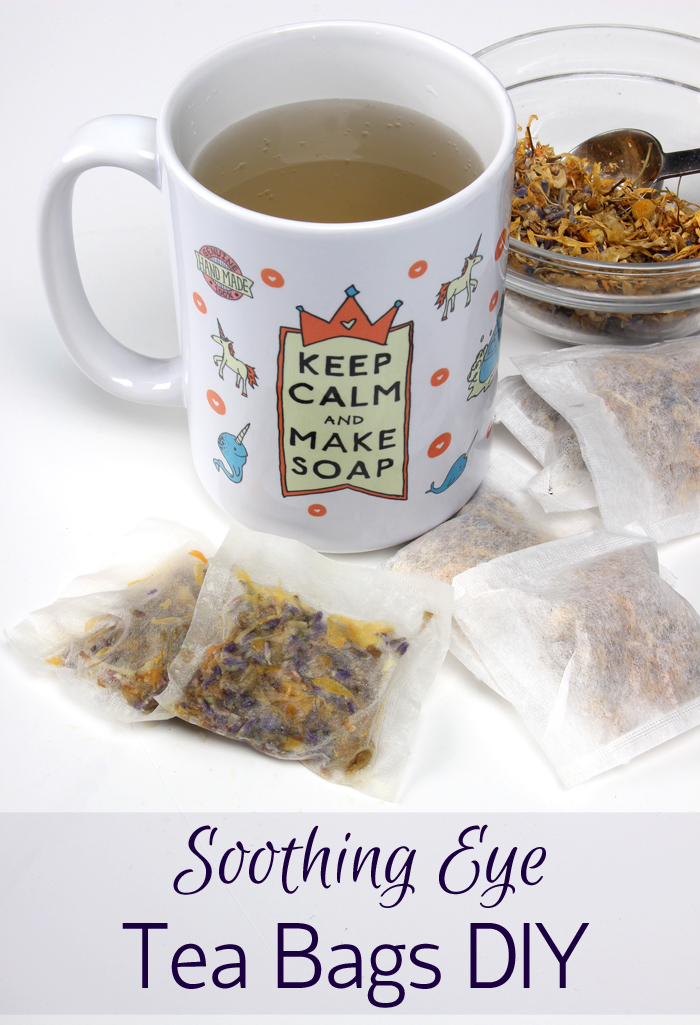 Soothing Eye Tea DIY