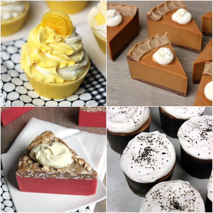 Dessert Inspired Bath & Beauty DIY Projects