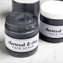 charcoal-and-clay-scrub-diy