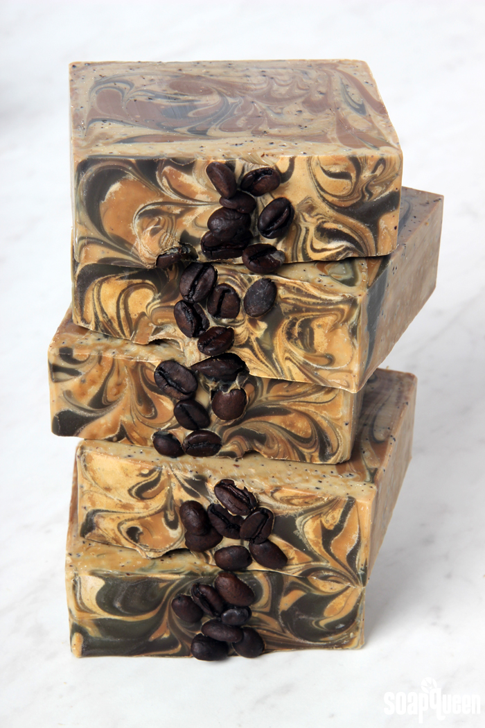 How to Make Coffee Soap