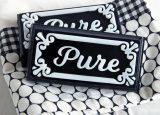 Pure Charcoal Melt and Pour Soap DIY
