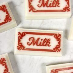 Rose Clay Milk Soap DIY