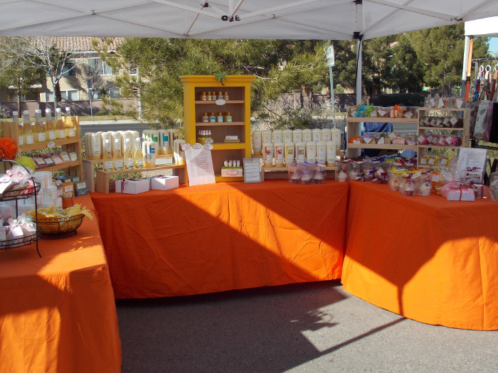 How to Set Up Your Market Display