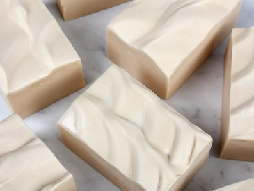 Goat Milk Soap DIY