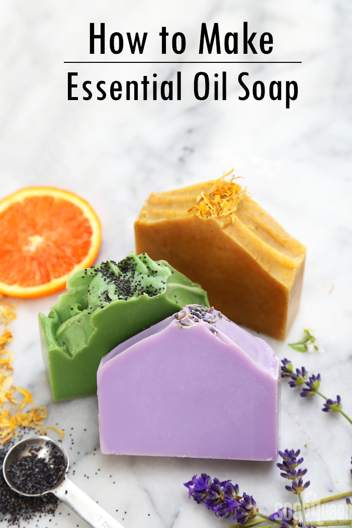 How to Make Essential Oil Soap2