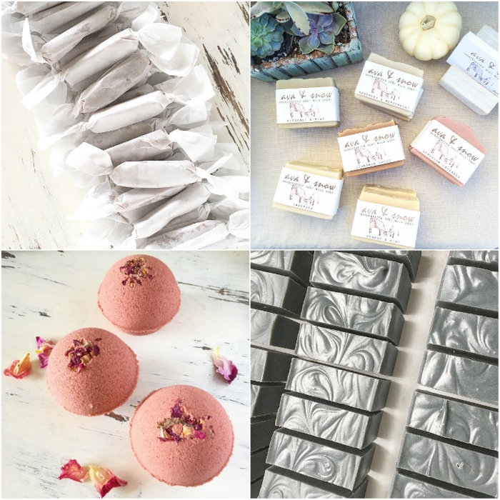 Interview with Danie of Ava & Snow Goat Soap