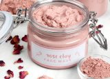 DIY Rose Clay Face Mask_700px