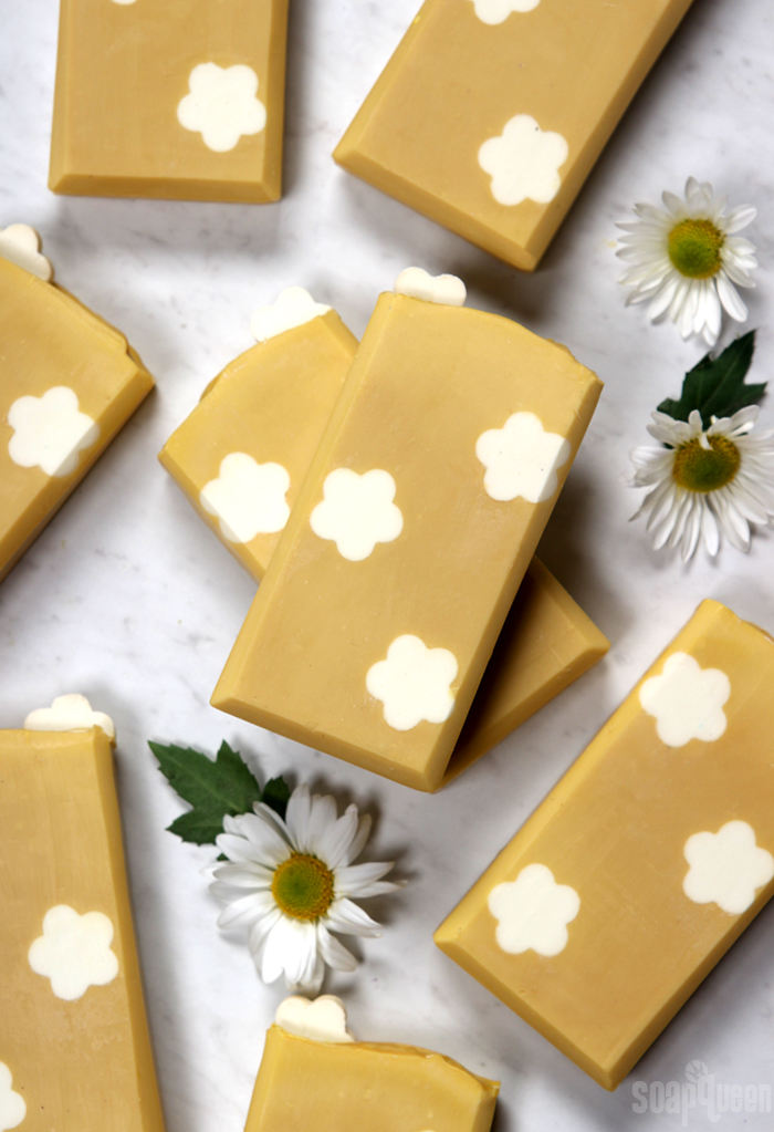 Daisy Cold Process Soap