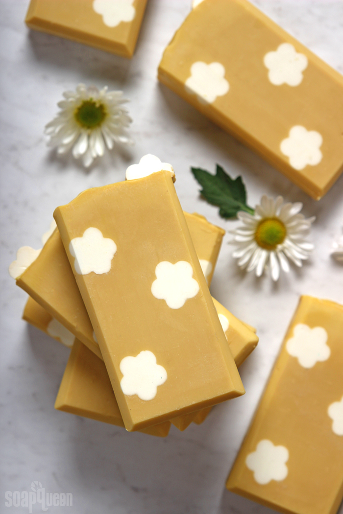 Daisy Soap Tutorial