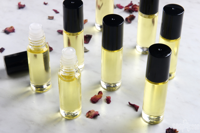 Rose Under-Eye Serum DIY