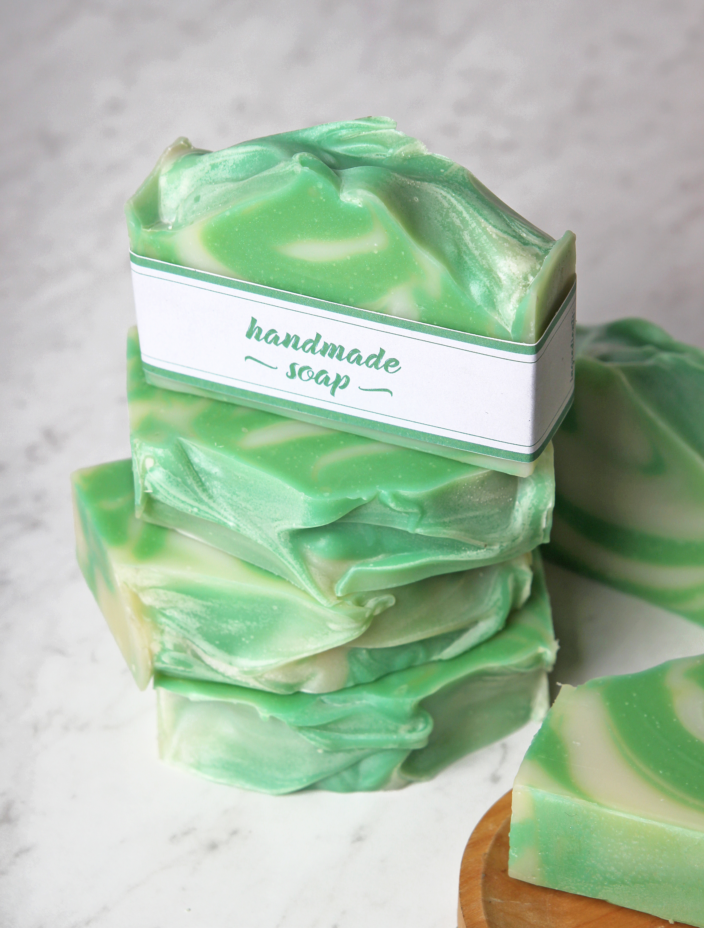 Layered Handmade Soap Kit & Tutorial