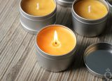 Bourbon Beeswax Candle Tutorial