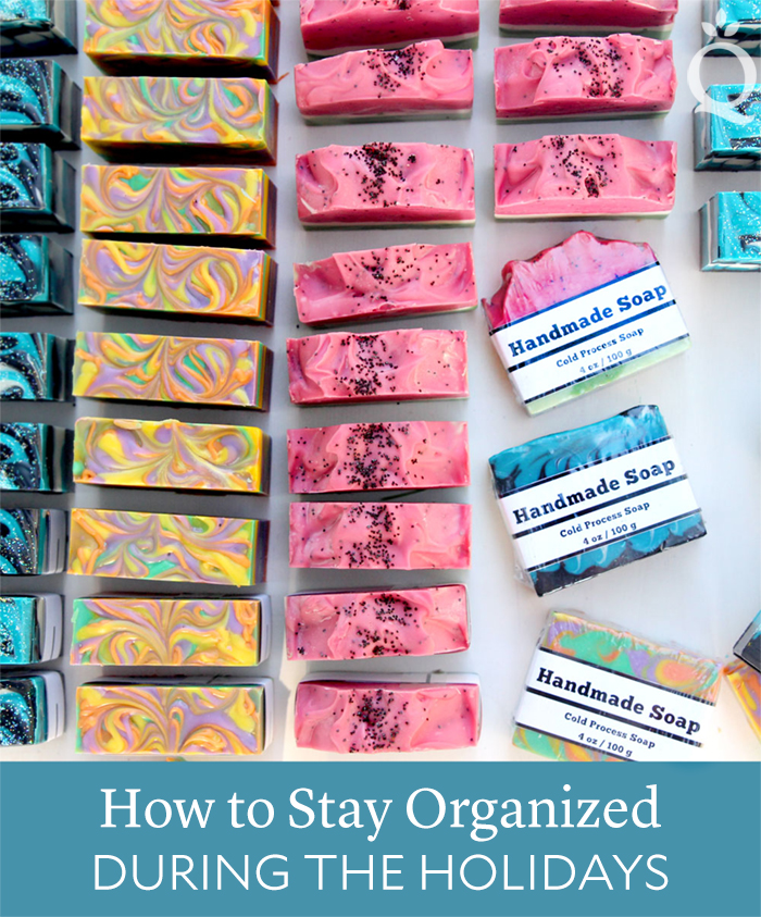 Tips for Staying Organized During the Holidays