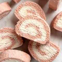 Salted Caramel Bath Truffle DIY