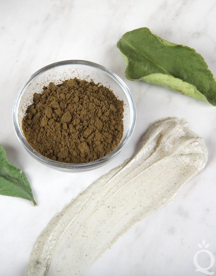 Moringa Clay Mask