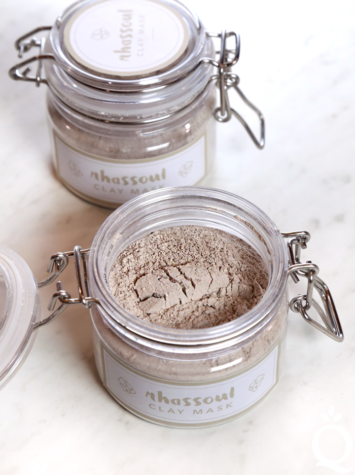 Rhassoul Clay Mask Tutorial