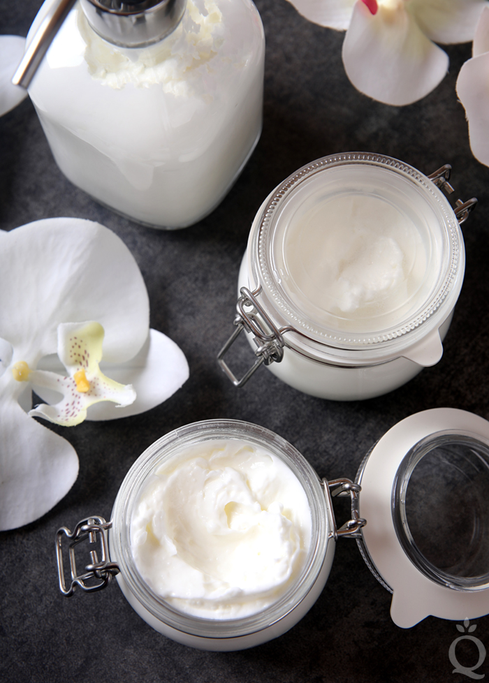 Orchid Lotion Recipe