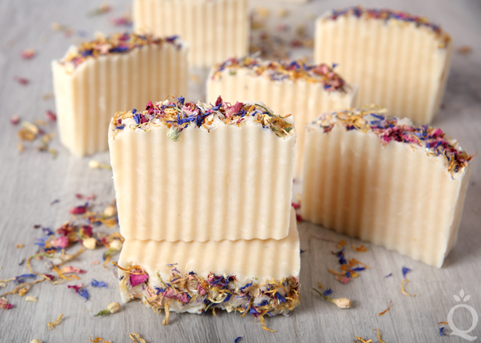 Wildflower Rebatch Soap DIY