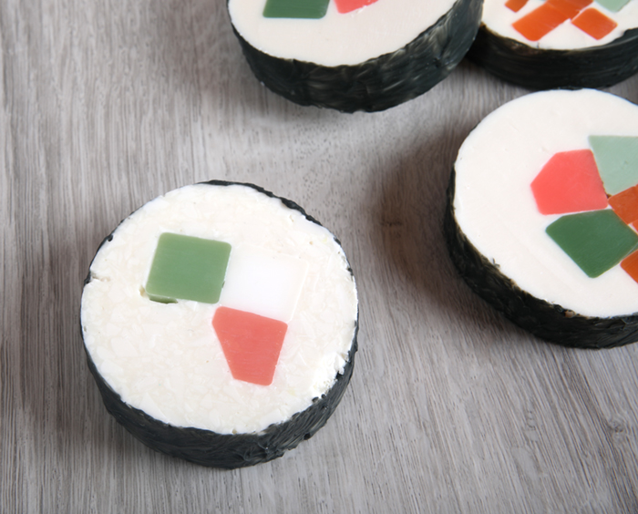 Sushi Soap Tutorial First Try