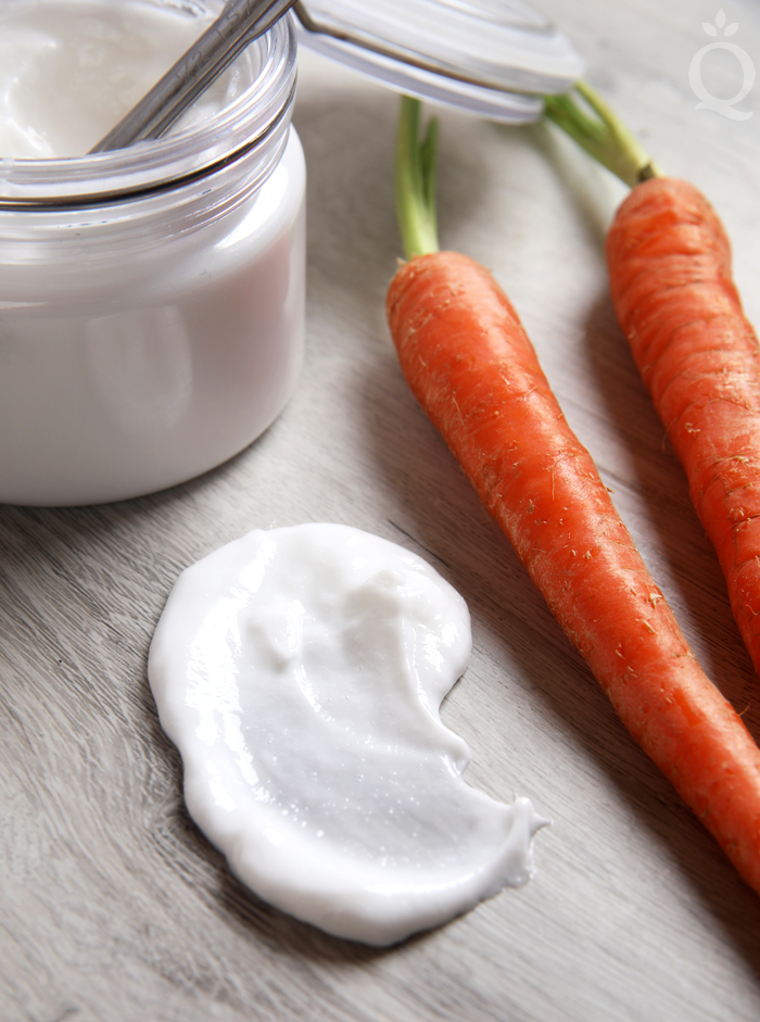Carrot Hair Conditioner