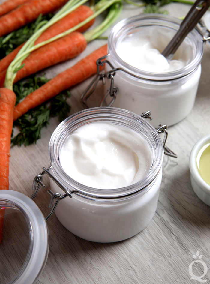 How to Make Carrot Hair Conditioner