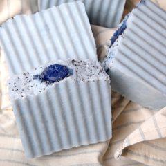 Blueberry Hot Process Cold Process Soap