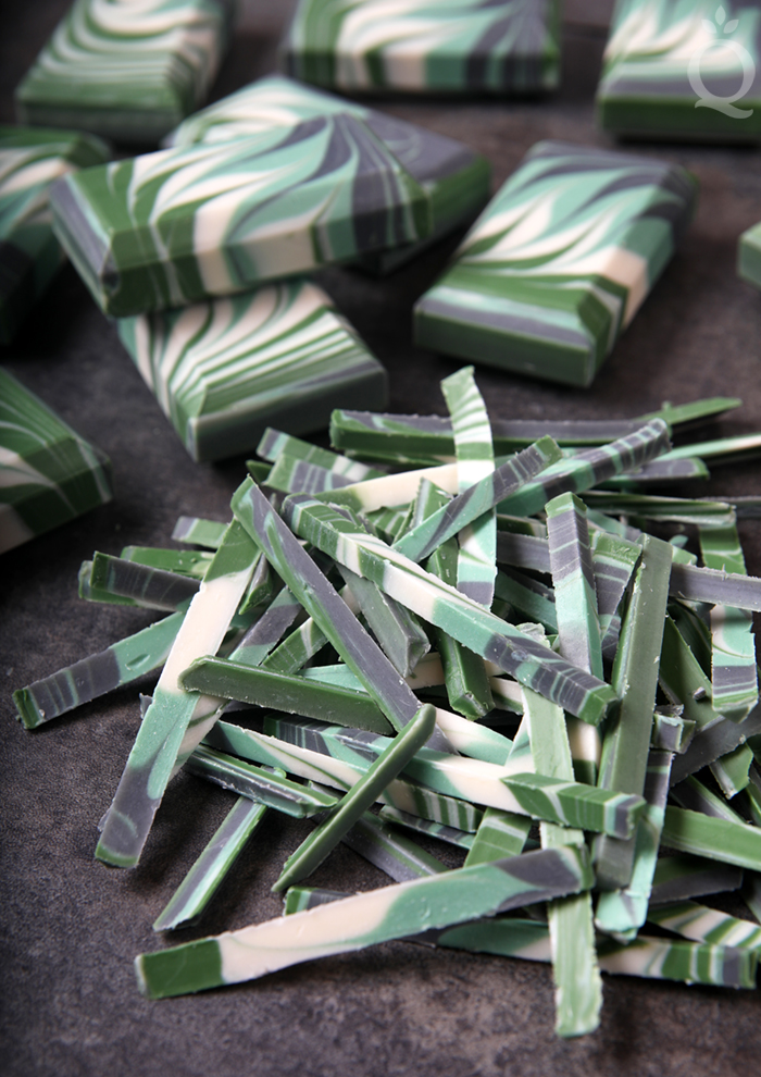 Cucumber Circling Taiwan Soap