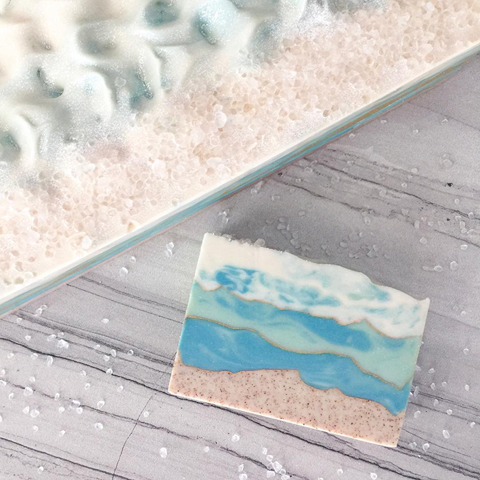 PotterMade Island Escape Soap