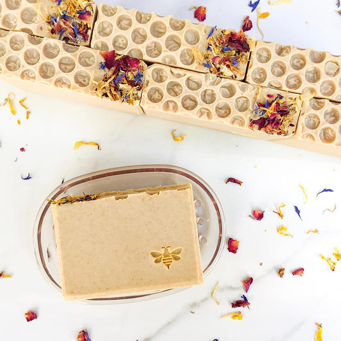 PotterMade Wildflower Honey Soap