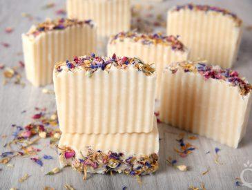 Wildflower-Rebatch-Soap-DIY
