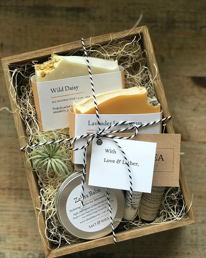 Salt & Shea Birthday Box