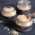 Soothing Oat Bath Salt Tutorial