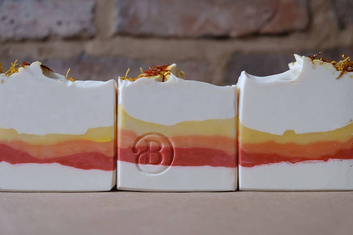Barnes Soap Harvest Bars